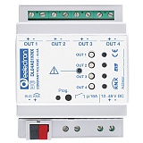 Купить DL04A01KNX Eelectron Constant Voltage LED Dimmer 4 Channels KNX в магазине MODA LED